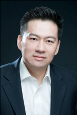 Portrait of Dr. George Hsieh